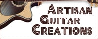 Artisan Guitar Creations Coupons