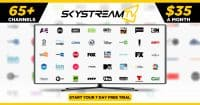 Skystream TV coupons