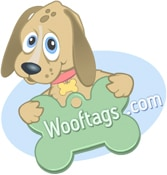 Wooftags coupons