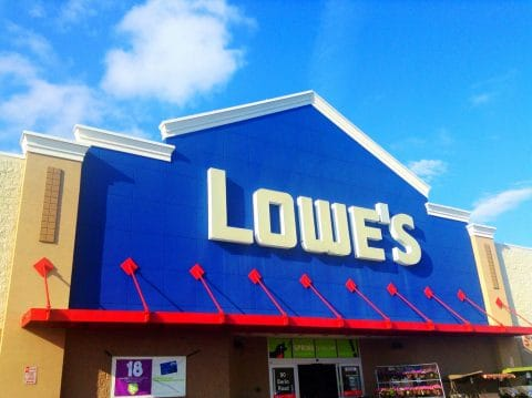 Does Lowe's give Military Discount?