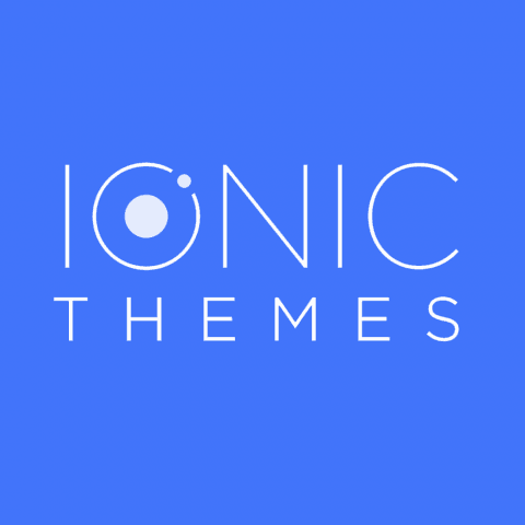 Ionic Themes Coupon Codes and Promotions