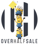 Overhalfsale coupon codes and promotions