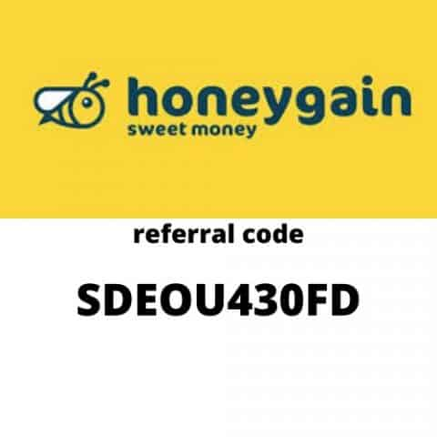 honeygain referral code SDEOU430FD